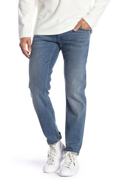 Lindbergh Tapered Fit Jeans - Blue Rinse