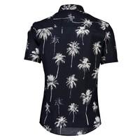 Palm AOP shirt S/S Style: 2-200031US