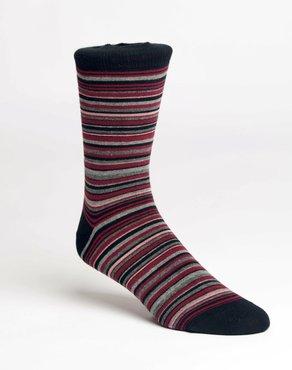 Lindbergh Fine Stripe Sock