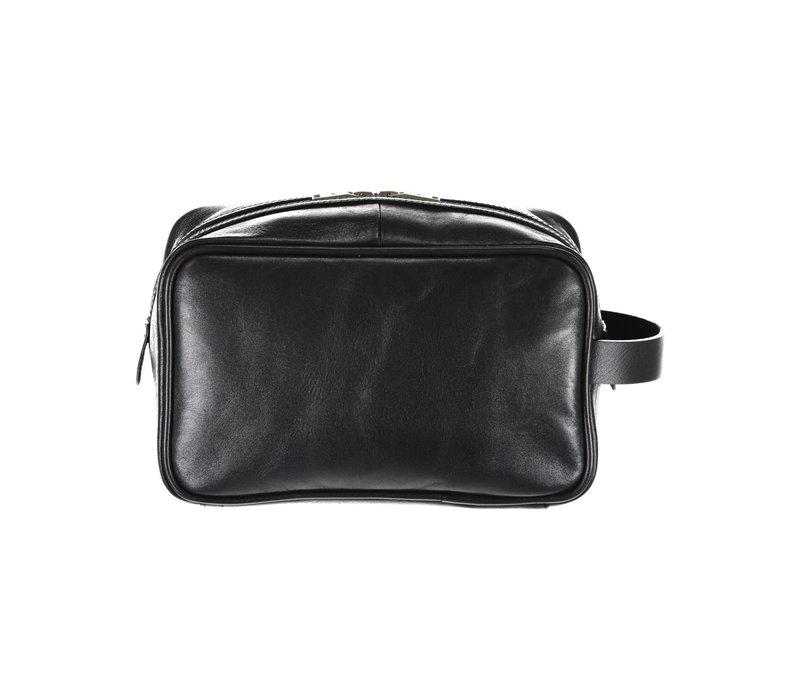 Leather Wash Bag Style: 60-94502US