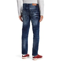 Tapered fit jeans Style: 30-04101