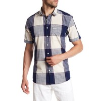 Check Shirt S/S Style: 30-24657