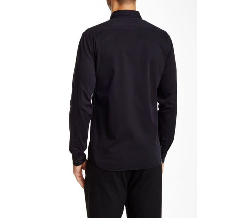 Garment dyed shirt L/S Style: 30-29112