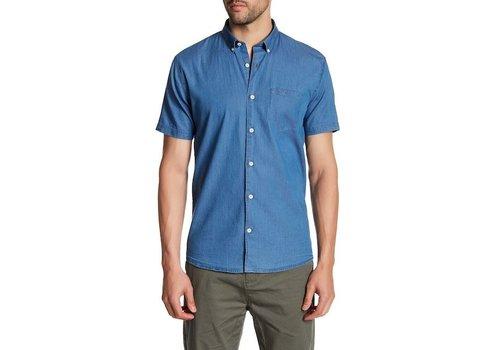 Lindbergh Denim Shirt S/S