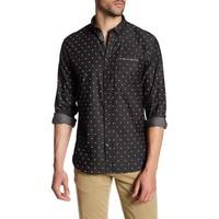 Printed Denim Shirt L/S Style: 30-29272