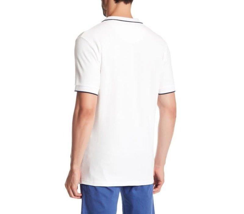 Contrast Polo Piqué S/S Style: 30-46050