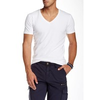 Men's Stretch V-Neck Tee S/S Style: 30-48001