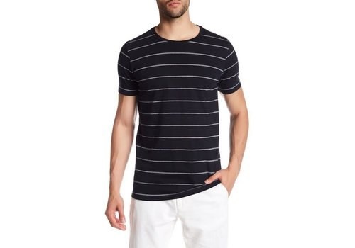 Lindbergh Y/D striped tee S/S Style: 30-48093