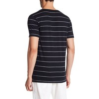 Y/D striped tee S/S Style: 30-48093