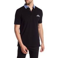 Polo Shirt W. Shirt Collar S/S Style: 30-48802