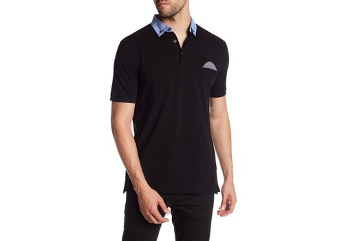 Lindbergh Polo shirt w. shirt collar S/S Style: 30-48802