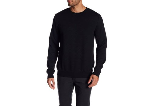 Lindbergh Quilted Sweater