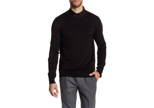 Lindbergh Cotton knit o-neck Style: 30-81061