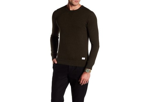 Lindbergh Cotton knit with o-neck Style: 30-81126