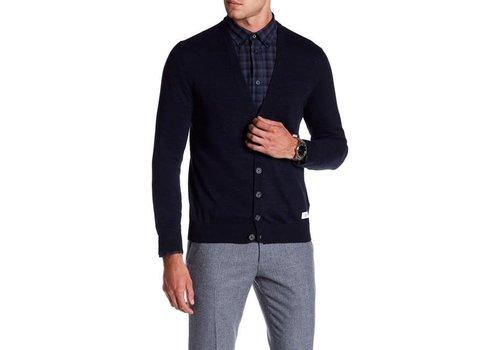 Lindbergh Cotton knit cardigan Style: 30-81127