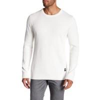 Drop needle o-neck knit Style: 30-85127