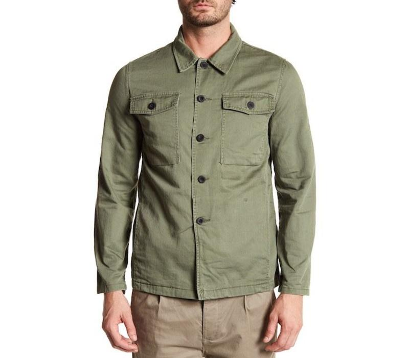 Military Outer Shirt L/S Style: 60-20216