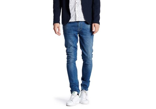 Junk de Luxe Authentic indigo washed jeans Style: 60-02502