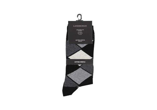 Lindbergh Big pattern socks Style: 30-91164