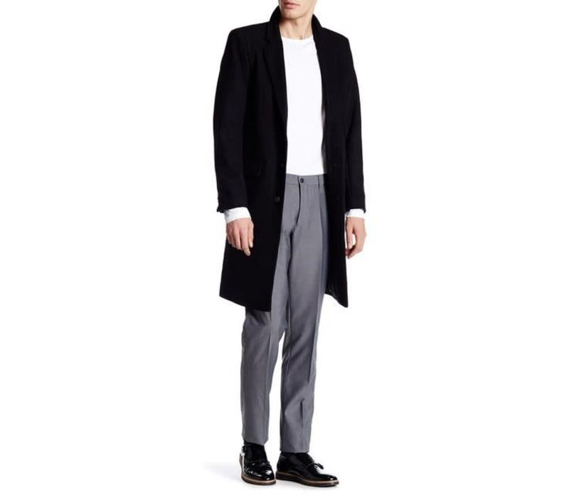 Tailored wool coat Style