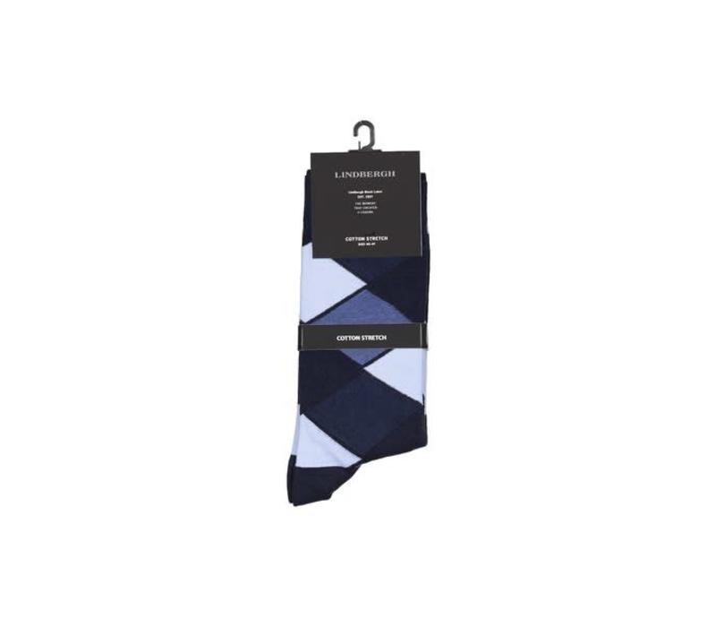 Big Pattern Socks Style: 30-91164