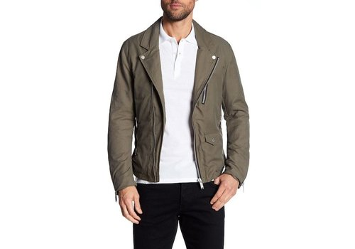 Junk de Luxe Cotton biker jacket Style: 60-35207