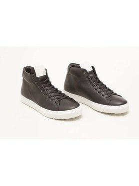 Junk de Luxe Lace Up Mid-Top Trainers