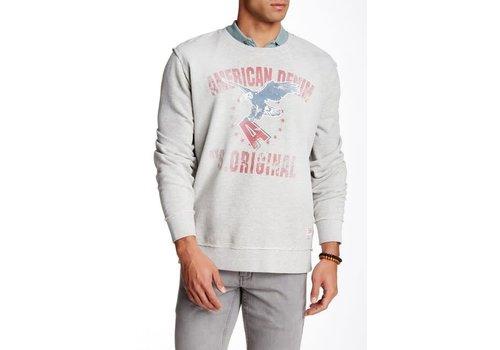Shine-Original Eagle O-Neck Sweater