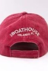 BOATHOUSE CAPTAIN ALWAYS RIGHT HAT