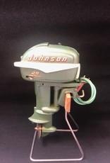 WALTER (BUZZ) LAMB 1955 JOHNSON 25HP MINI MOTOR