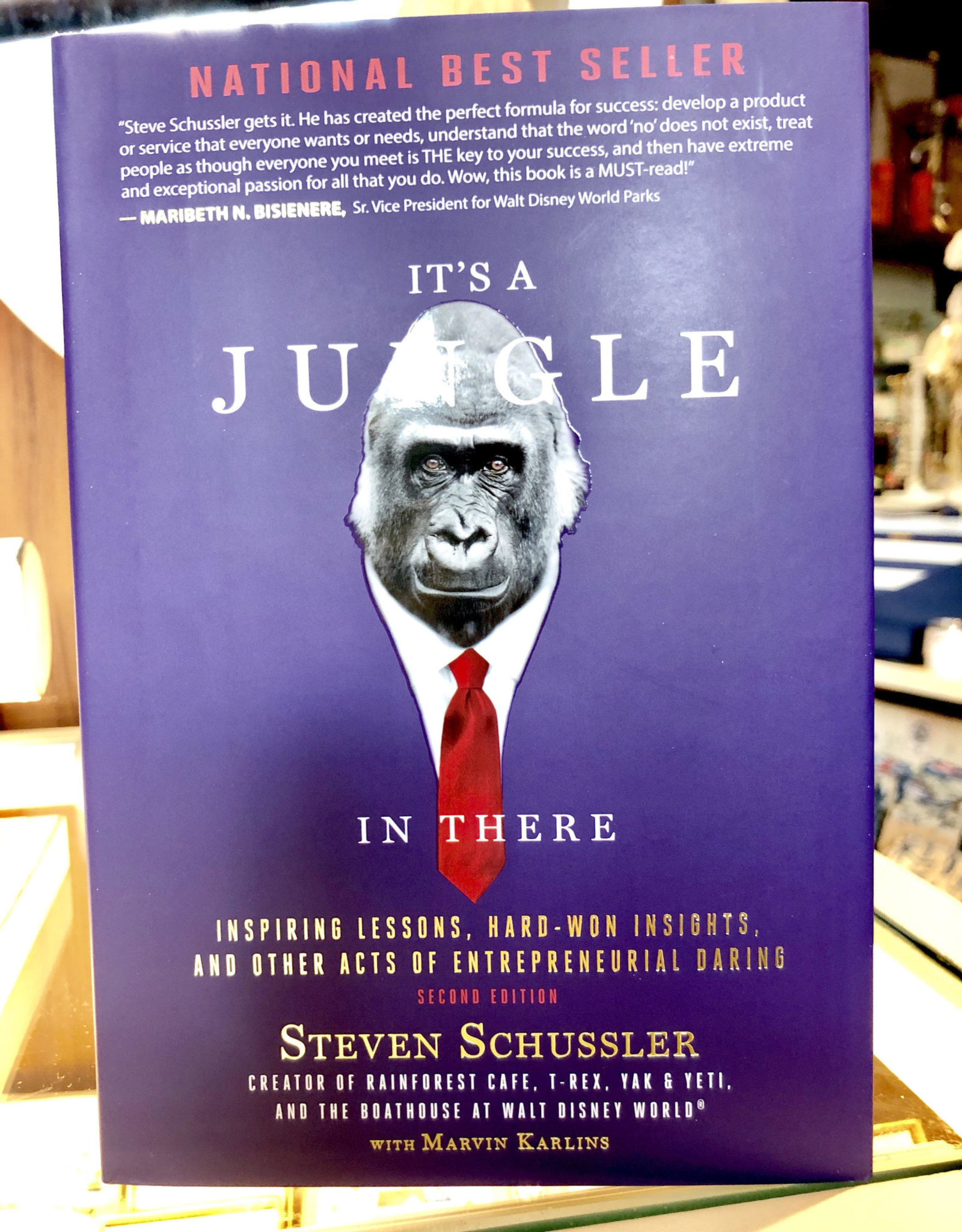 Schussler Creative IT'S A JUNGLE IN THERE BOOK - 2ND EDITION