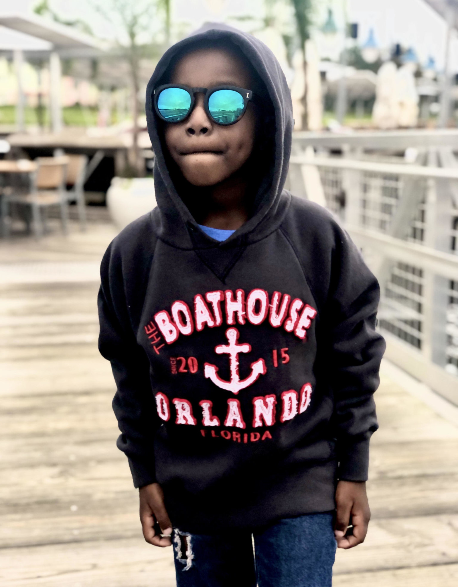 BOATHOUSE KIDS HOODIE