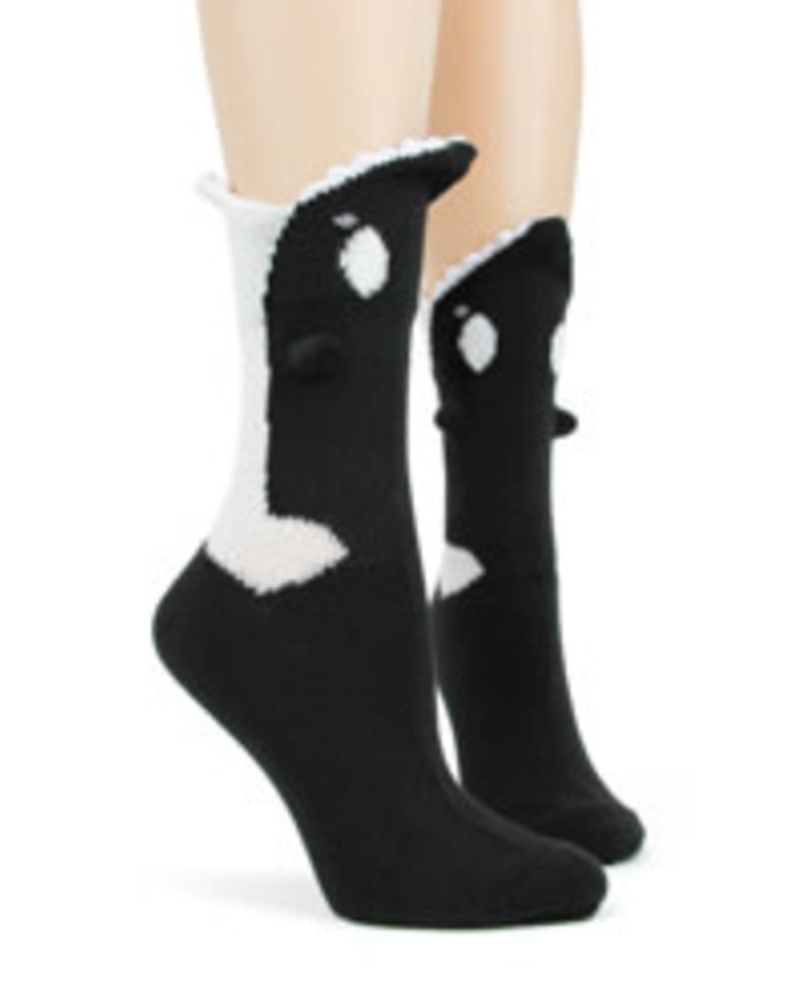 foot traffic ORCA 3D SOCKS