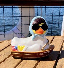 rubba duck MRS. QUACK CRAFT