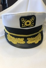 Dorfman Pacific WHITE YACHT CAP