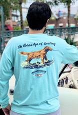 GOLDEN AGE OF BOATING LONG SLEEVE T