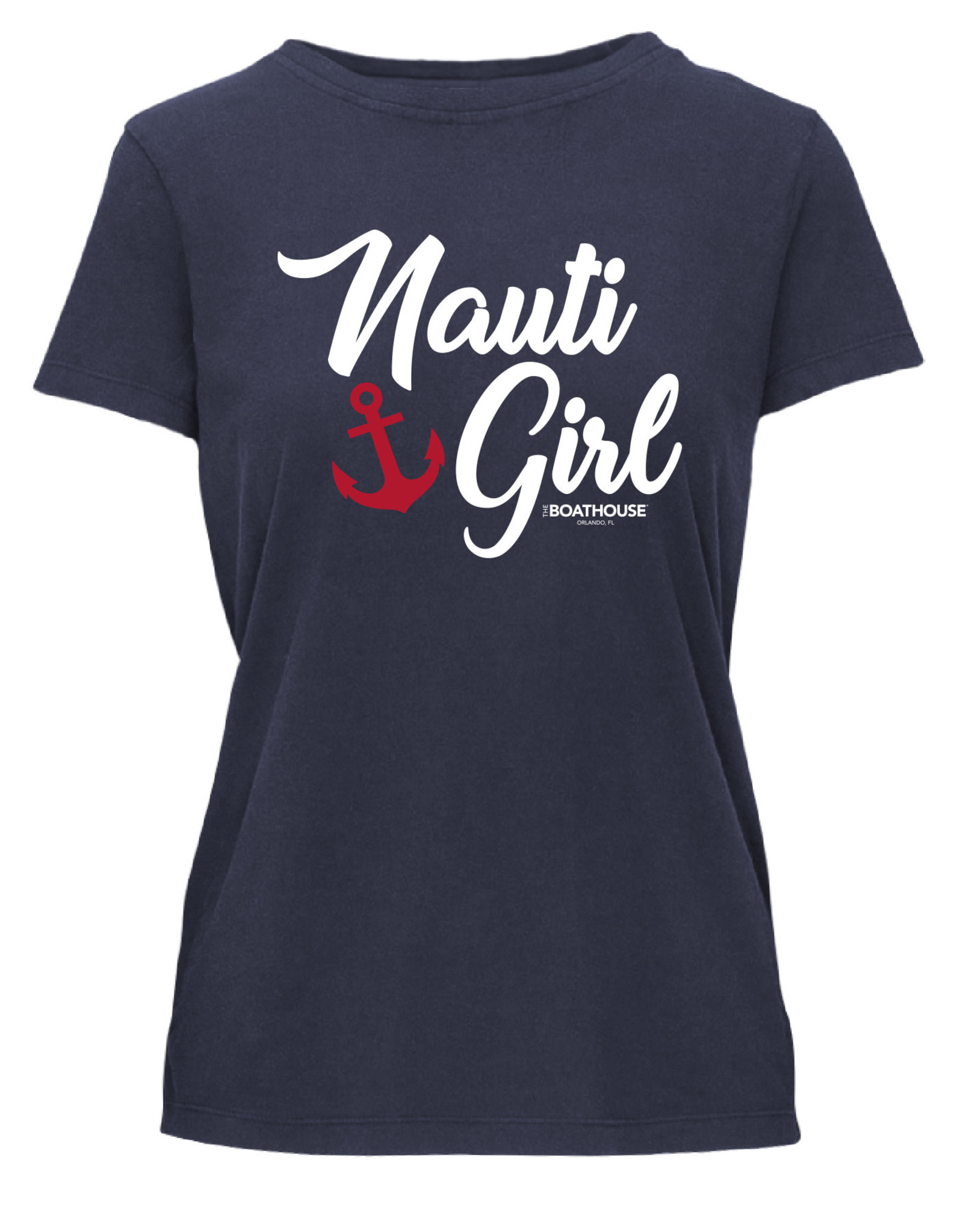NAUTI GIRL SHORT SLEEVE TEE