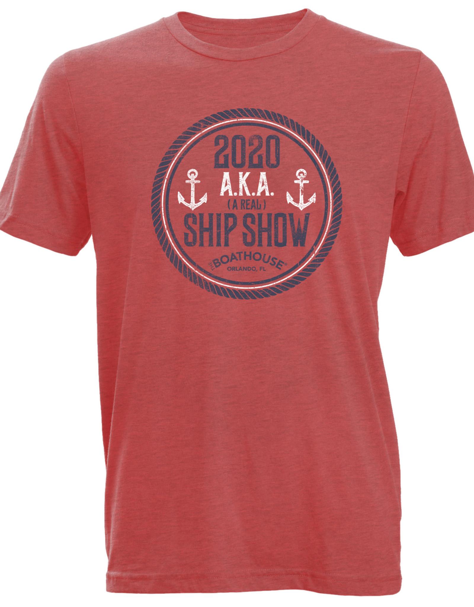 2020 AKA SHIP SHOW SHORT SLEEVE TEE