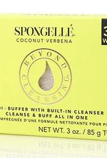 SPONGELLE PEDI BUFFER COCONUT VERBENA 3 OZ