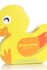 SPONGELLE SPONGE ANIMAL DUCK FRUITILICIOUS 2.5 OZ