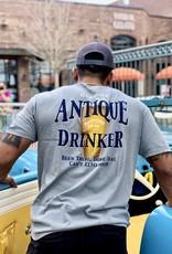 ANTIQUE DRINKER BEER GLASS SHORT SLEEVE TEE