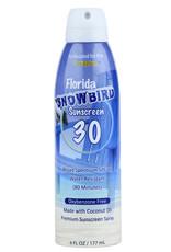 FLORIDA SNOWBIRD SPF 30 SUNSCREEN
