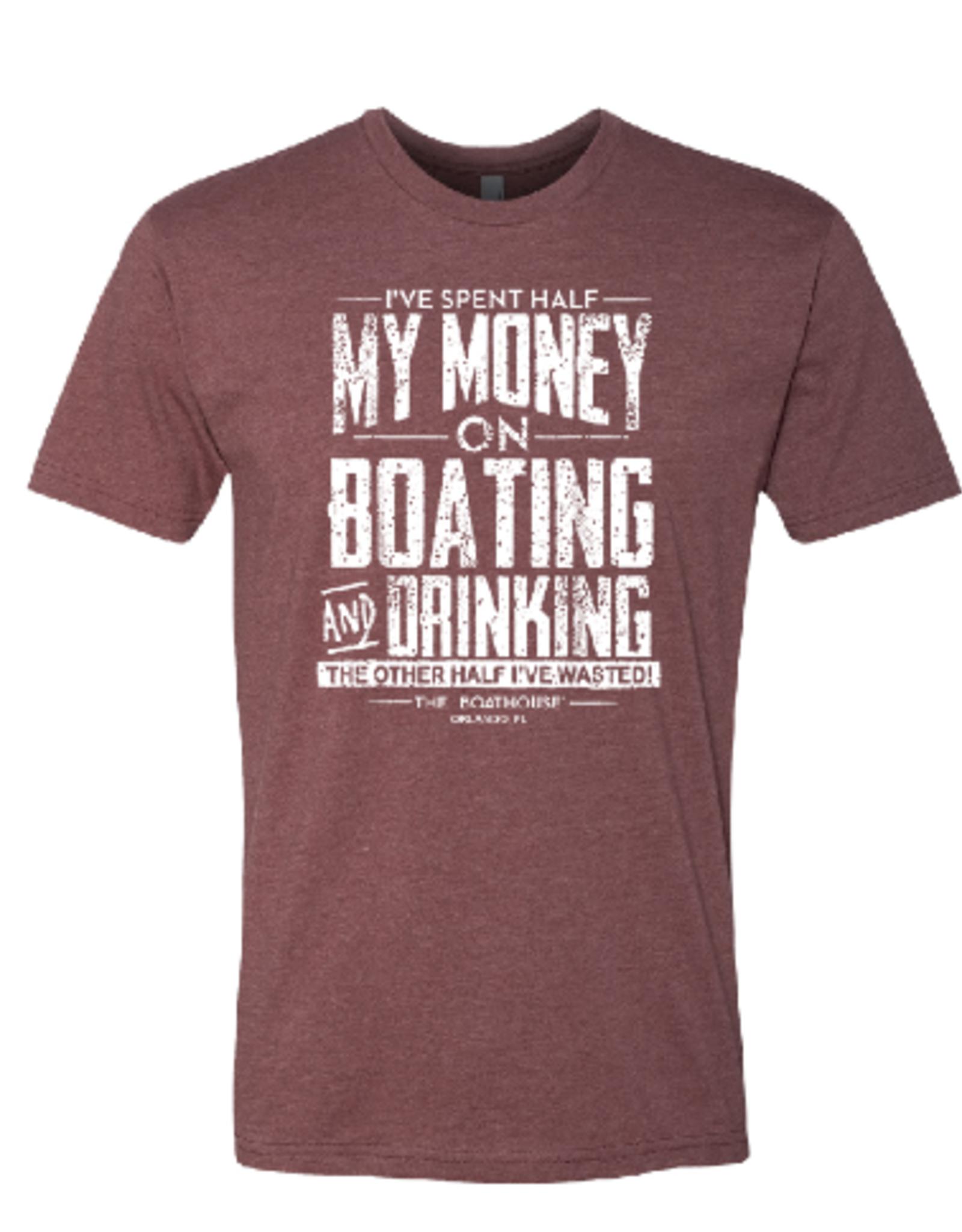 BH SPENT MY MONEY