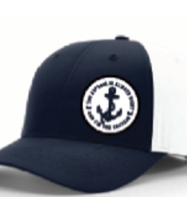 Signature Concepts ANCHOR PATCH  CAPTAIN ALWAYS RIGHT CAP NAVY