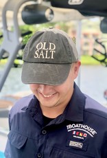 BOATHOUSE OLD SALT HAT GRAPHITE