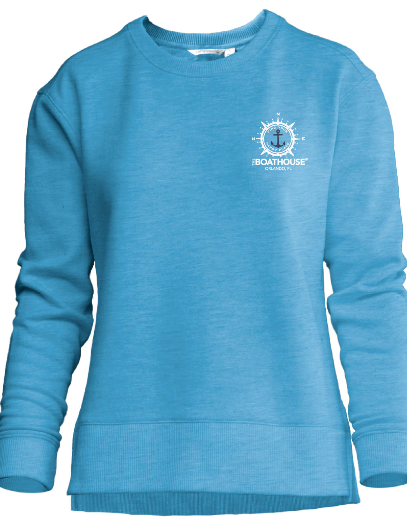 BH FIND YOUR HAPPY PLACE FLEECE