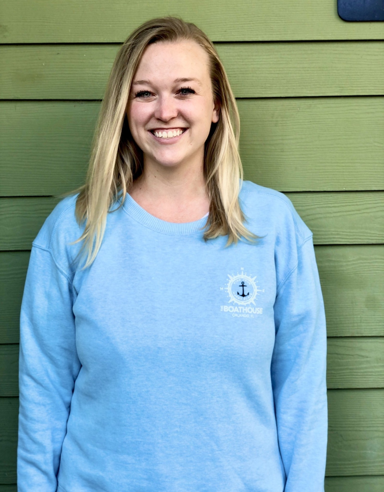 FIND YOUR HAPPY PLACE FLEECE