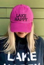 Lake Happy LAKE HAPPY SIGNATURE CAPS