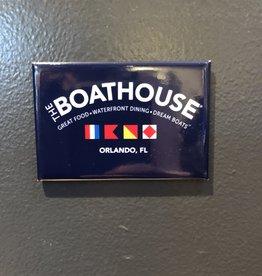 Entertain Ya Mania EM Boathouse Magnet