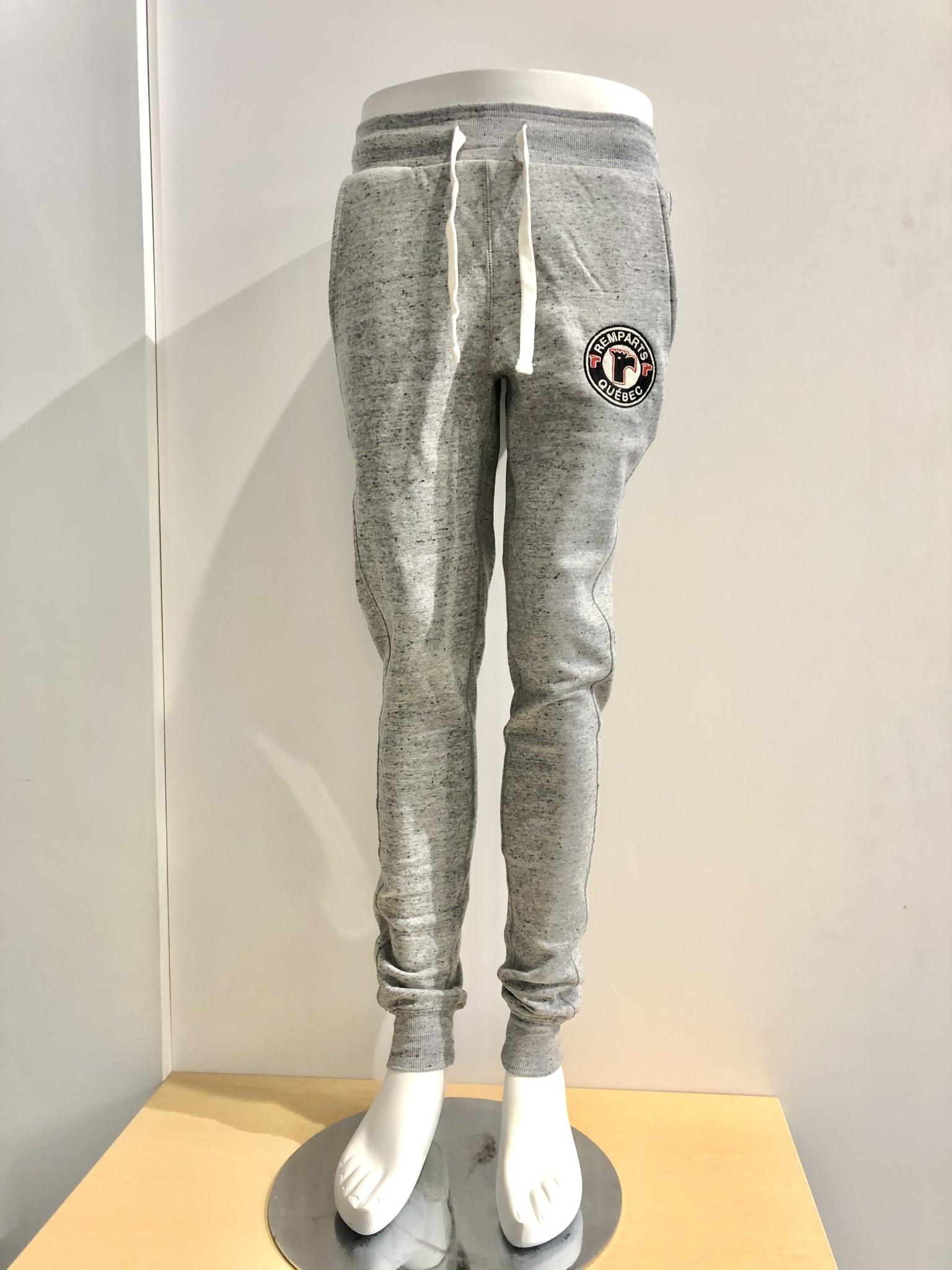 Pantalon Jogging Gris Homme
